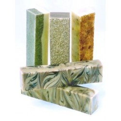 Lemongrass Loaf of Soap